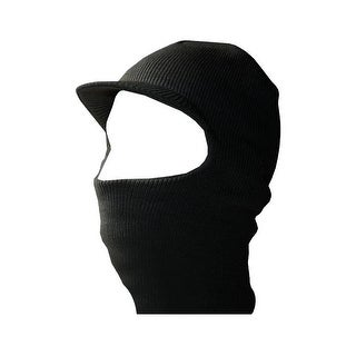 Face Ski Mask w/ Visor (Various Colors)