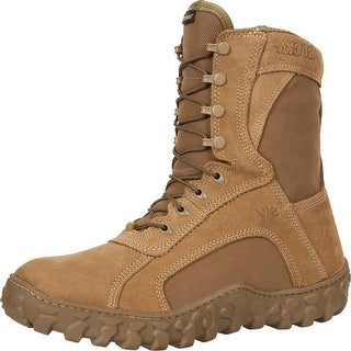 Rocky Tactical Boots Mens S2V GTX Waterproof Coyote Brown FQ00104-1