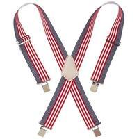 Custom Leathercraft Usa Suspenders 110USA Unit: EACH