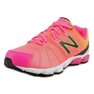 New Balance KJ890 W Round Toe Synthetic Running Shoe