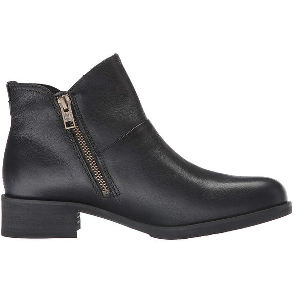 Shop Timberland Womens Beckwith Leather Closed Toe Ankle