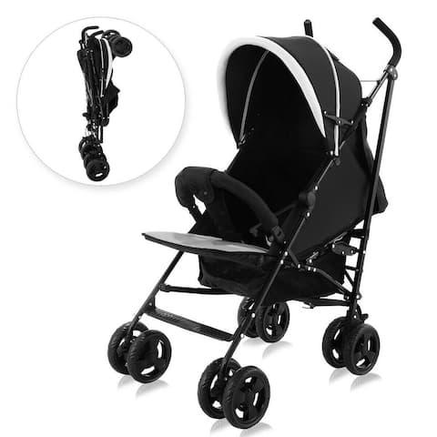 Costway Foldable Baby Stroller Buggy Kids Jogger Travel Infant