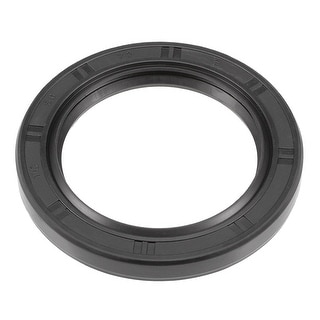 Oil Seal, TC 50mm x 70mm x 8mm, Nitrile Rubber Cover Double Lip - 50mmx70mmx8mm