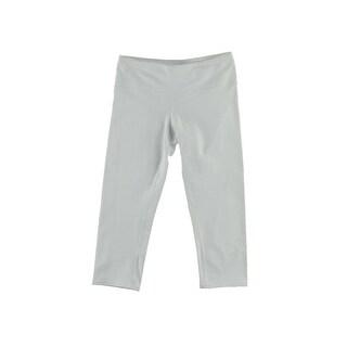 Alo Womens Stretch Yoga Capri Pants - M