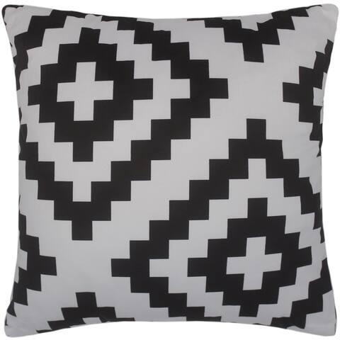 Bohemian Denton Printed Italian Velvet Handmade Pillow