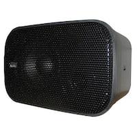"Poly-Planar Compact Box Speaker - 7-1/2"" x 4-15/16"" x 4-15/16"" - (Pair) Black"