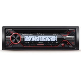 Sony MEX-M71BT Marine CD Receiver with Bluetooth & SongPal