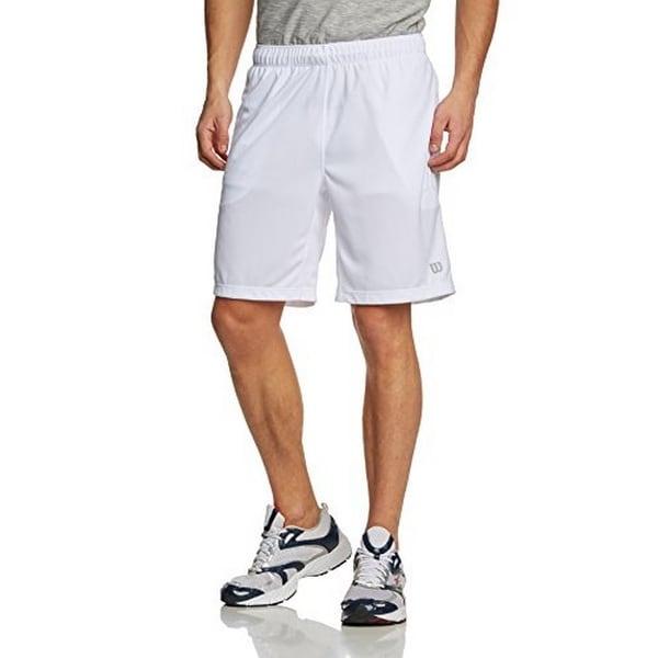 Wilson Mens nVision Elite 9 Knit Tennis Short