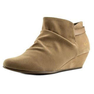 Blowfish Leaf   Round Toe Synthetic  Ankle Boot