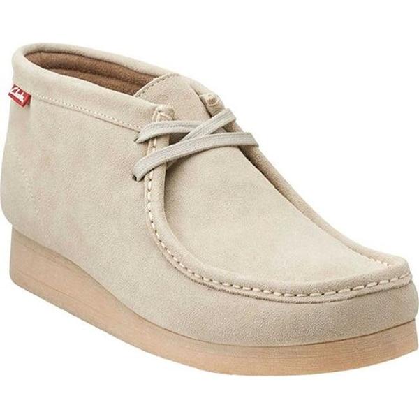 061a85d13a70 ... Men s Boots. Clarks Men  x27 s Stinson Hi Moc Toe Boot Sand Suede.  Click to Zoom