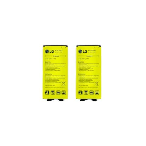 Replacement Battery For LG BL-42D1F - Fits LG G5 - 2 Pack