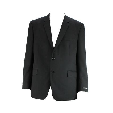 Alfani Black Regular Fit Jacket R - 48 Regular