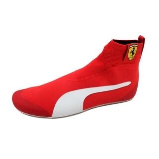 Puma Men's SF Driver evoKnit Replica Rosso Corsa/White-Black Ferrari 305977 01