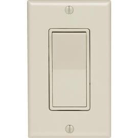Leviton 15A La Sp Switch / Plate