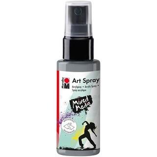 Marabu Art Spray 50Ml-Silver