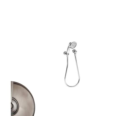 Newport Brass 280N Ithaca Multi-Function Wall Mounted Handshower with Hose and Wall Bracket -