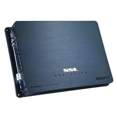 SSL Evolution 4000 Watt Class D Mono Amp
