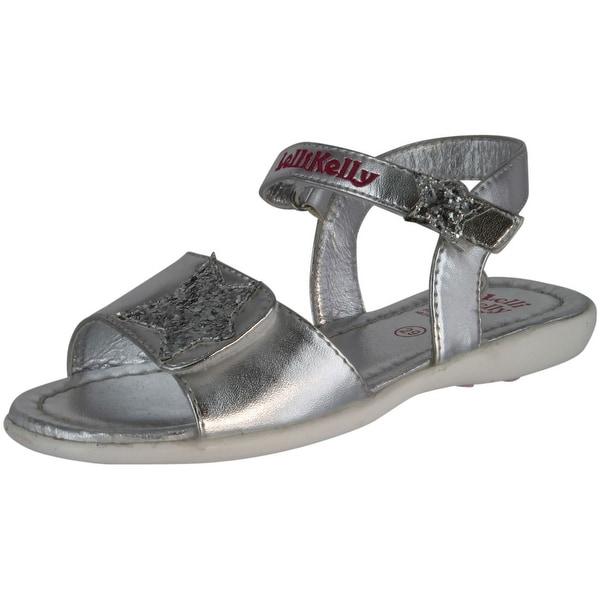 Lelli Kelly Girls Lk4573 Fashion Sandals - Silver