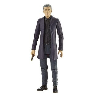 "Doctor Who 5.5"" Action Figure: 12th Doctor (Black Shirt)"