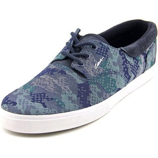 Circa Valeo Round Toe Canvas Skate Shoe