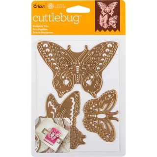 Cuttlebug A2 Cut & Emboss Die-Butterfly Trio|https://ak1.ostkcdn.com/images/products/is/images/direct/1c14d35ca42dc0f3373882b4330c89f508f0f827/Cuttlebug-A2-Cut-%26-Emboss-Die-Butterfly-Trio.jpg?impolicy=medium