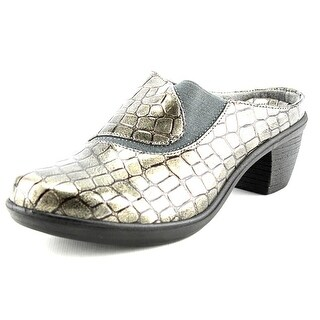 Easy Street Sly W Round Toe Synthetic Mules