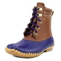 American Living Lyndsey Women Tn/Nvy Snow Boots