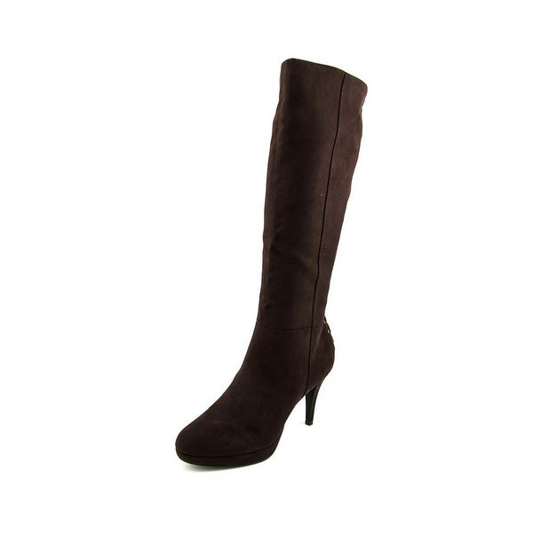 Style & Co. Womens Marteen Almond Toe Knee High Fashion Boots