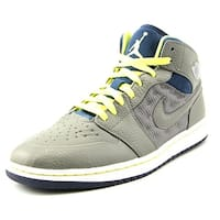 Jordan Air Jordan 1 Retro '97 Txt  Men  Round Toe Synthetic Gray Sneakers