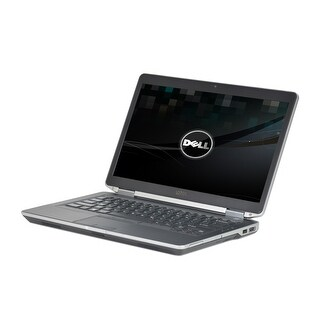Dell Latitude E6430S Core i7-3520M 2.9GHz 3rd Gen CPU 16GB RAM 240GB SSD Windows 10 Pro 14-inch Laptop (Refurbished)