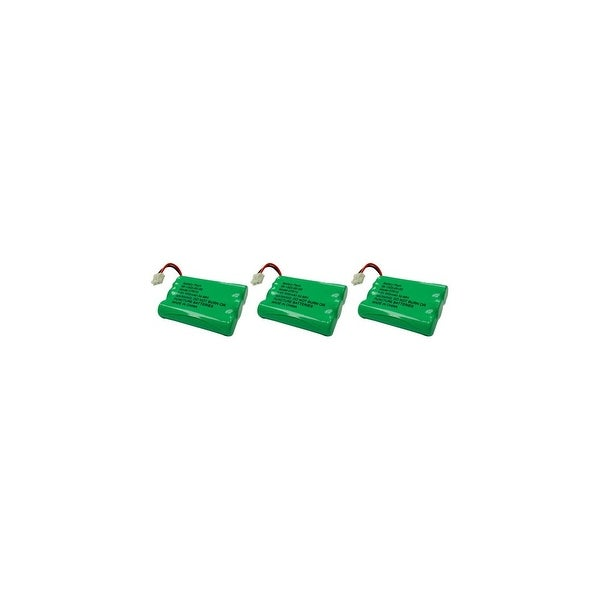 Replacement Battery 27910 (3 Pack) For AT&T, GE/RCA And VTech Cordless Phones