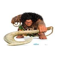 Advanced Graphics  45 x 67 in. Maui - Disneys Moana Cardboard Standup