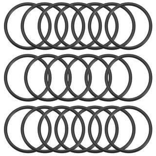 O-Rings Nitrile Rubber Gasket, 33mm Inner Diameter, 40mm OD, 3.5mm Width, 20pcs