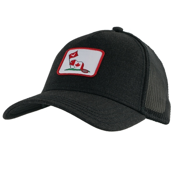 Shop Callaway Snapback Canada Trucker Hat - Adjustable - On Sale - Free  Shipping On Orders Over  45 - Overstock - 25696103 6b9a907b8b7