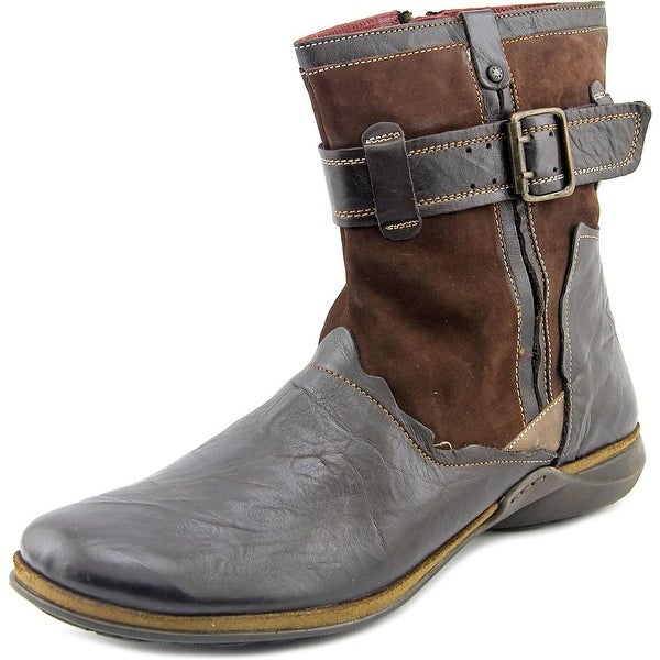 Romika Nelly 22 Round Toe Leather Ankle Boot