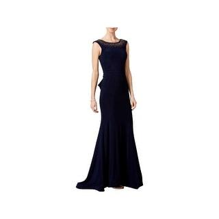 Xscape Womens Evening Dress Ruffle Formal