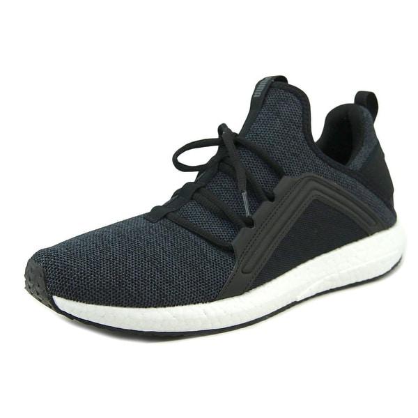 Puma Mega Nrgy Knit Men Round Toe Synthetic Black Sneakers