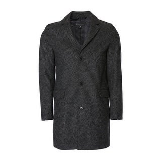 INC International Concepts Men's 3/4 Fancy Coat