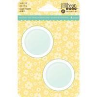 Small Circle - Jillibean Soup Pvc Card Shakers 6/Pkg