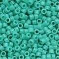 Miyuki Delica Seed Beads 11/0 'Opaque Sea Opal' DB1136 7.2 GR - Thumbnail 0