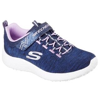 Skechers 81906L NVLV Girl's BURST - EQUINOX Sneaker