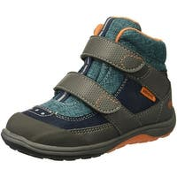 See Kai Run Girls Atlas WP Ankle   Hiking Boots