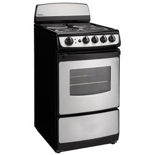 Danby DER201 20 Inch Wide 2.4 Cu. Ft. Capacity Free Standing Electric Range with