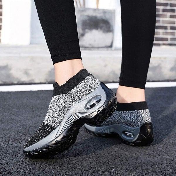 Slow Man Women's Shoes Slip On