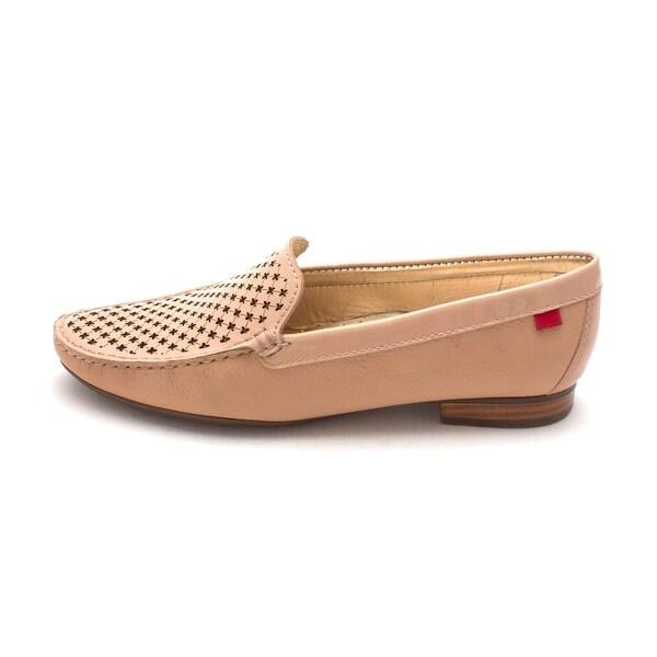 Marc Joseph New York Womens Green st. Closed Toe Loafers