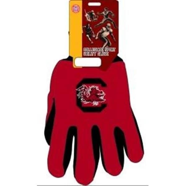 McArthur 9960695973 South Carolina Gamecocks Two Tone Glove Adult