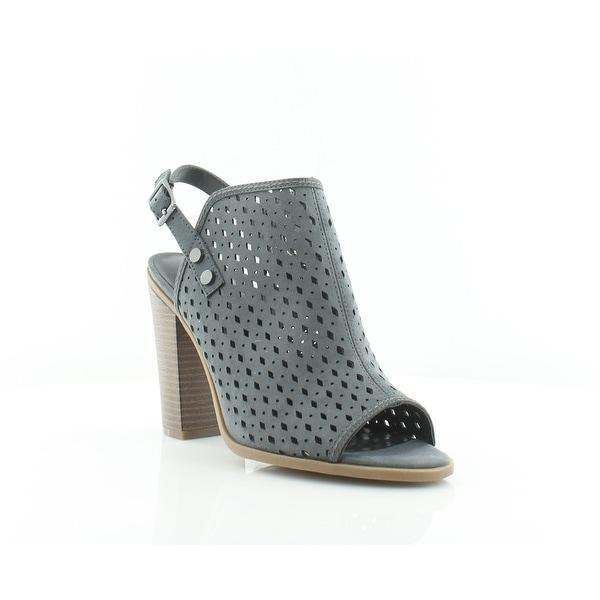 Pink & Pepper Mindee Women's Heels Dark Gray - 8