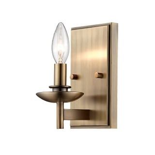 "Millennium Lighting 131 Single Light 7-1/2"" High Wall Sconce"