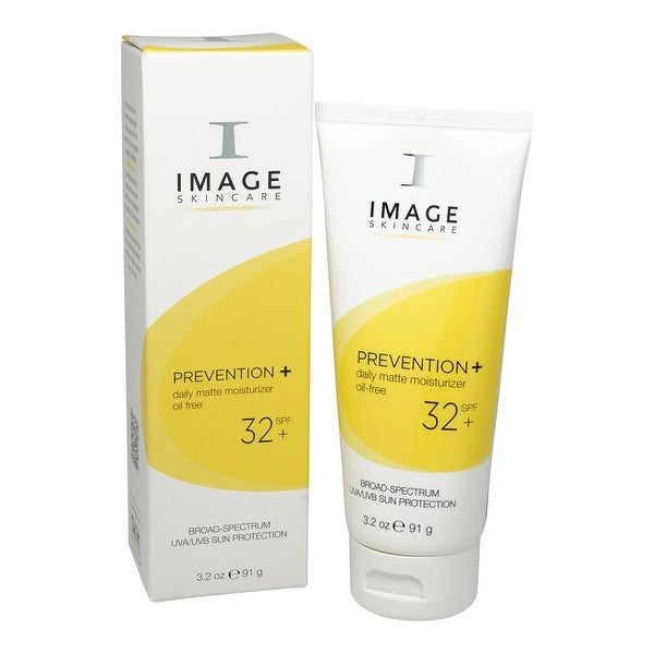 IMAGE Skincare Prevention + Daily Matte Moisturizer Oil Free SPF 32 3.2Oz