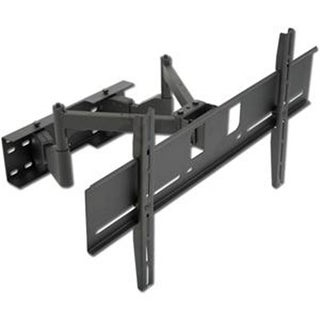 Flat Panel Wall Mount 37 ft. ft.-61 in. Double Arm Max Load 220